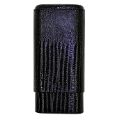 EWT Cigar Leather Case (70R Textured)