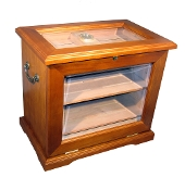 EWT Humidor with iCigar Humidifier DCH-2V5