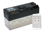 iCigar Digital humidifier DCH-12V5 Bluetooth Kit